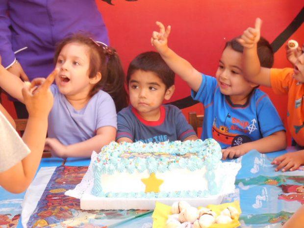 Cumpleaños en el Jardín1