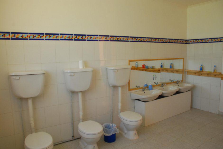 Sala de Hábitos Higiénicos Párvulos